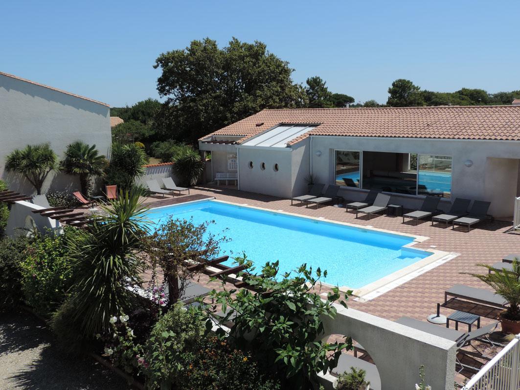 Hôtel Océane piscine et spa