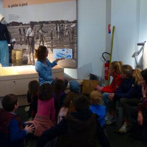 Musée de l'île d'Oléron : Visite-lecture Famille
