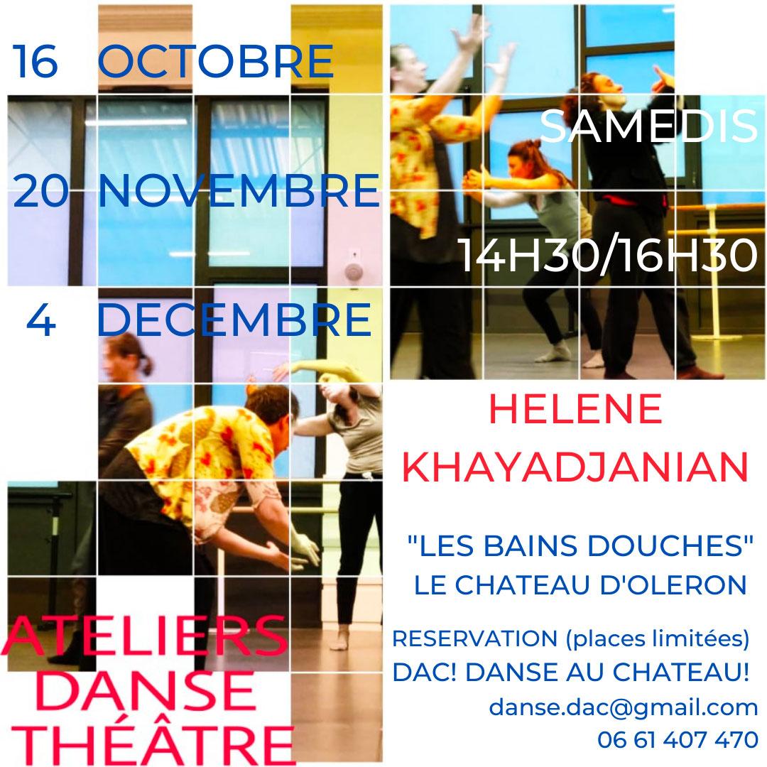 Ateliers de Danse Théâtre