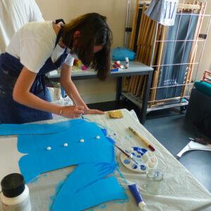 Atelier 12-17 ans : Paper dolls